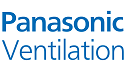 Panasonic Ventilation stacked logo 125 x 75